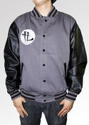 Image of TL Signature Jacket Grey/Black 