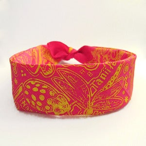 Image of Din Bizaad Bandana - Pinks