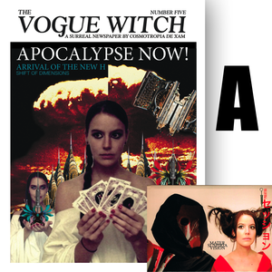 Image of VOGUE WITCH #5 + PARACUSIA SESSIONS BOX DESIGN A