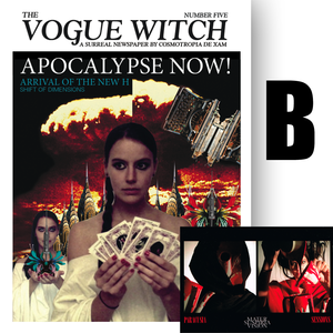 Image of VOGUE WITCH #5 + PARACUSIA SESSIONS BOX DESIGN B