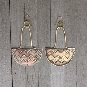 Image of Etch Earrings