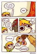 Image of LOZ: I'm Come to Save the Princess!