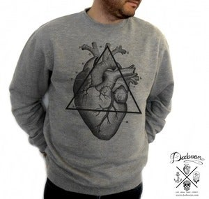 Image of Sweatshirt homme Love Will Tear Us Apart 