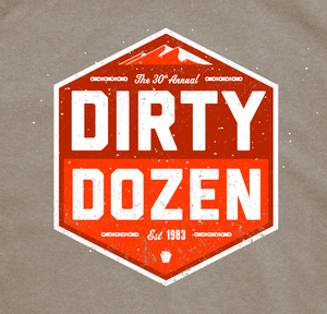 Image of Dirty Dozen 2012 T-Shirt