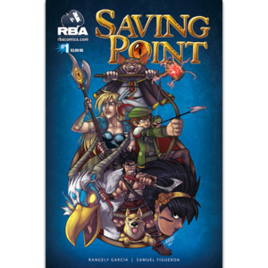 Image of Saving Point #1