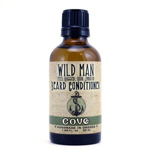 Image of Wild Man Beard Conditioner - Cove - 50ml