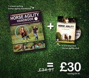 Image of Bundle Deal: Horse Agility Handbook and DVD - Use code DEAL30