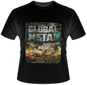 Image of *VERY RARE* Global Metal T-Shirt
