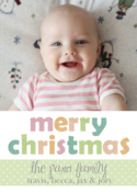 Image of Christmas Naturals Holiday Card