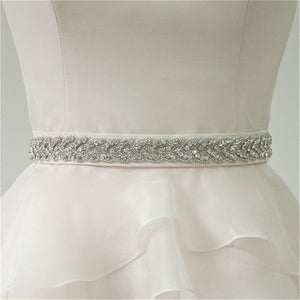 Image of Braided Sparkle Belt