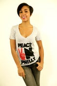 Image of Peace N Philly V Neck