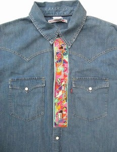 Image of Denim Multi Series:Candy Kane