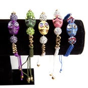 Image of PULSERA CALAVERAS FLUOR