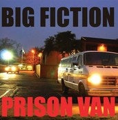 Image of Big Fiction - Prison Van LP