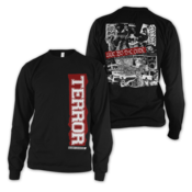 "Image of Terror ""Hard Lessons"" Longsleeve"