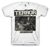 "Image of Terror ""Hard Lessons"" TS"