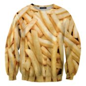 Image of Fries Sweater