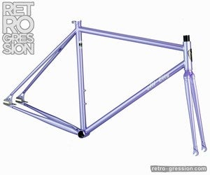 Image of 2013 All-City Big Block frameset