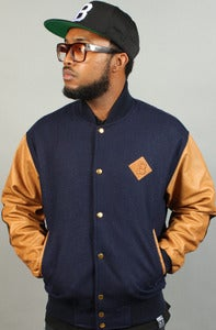Image of The Benson Jacket Blue