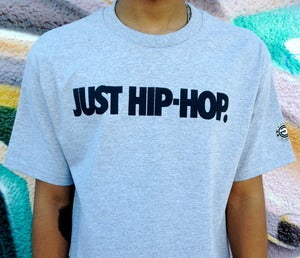 Image of JUST HIP-HOP