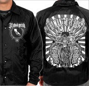 Image of ALL SHALL PERISH - Humanity is Lost Windbreaker