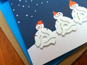 Image of 45rpm Adapter Christmas Card Specials! / Single Cards