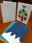 Image of 45rpm Adapter Christmas Card Specials! / Set of 6
