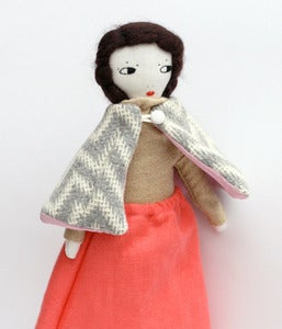 Image of May doll Autumn winter series