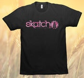 Image of Skatch Camo-T(Black)
