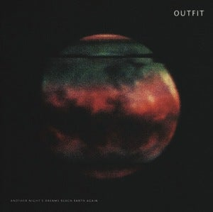 Image of DD012: Outfit - Another Night's Dreams Reach Earth Again EP 12&quot;