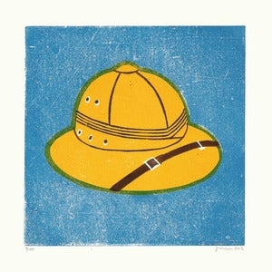 Image of PITH HELMET