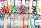 Image of Rainbow Sampler Pack - 22 colors in all (15 yards of each color)