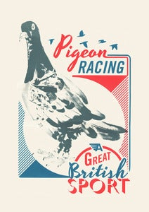 Image of PIGEON RACING