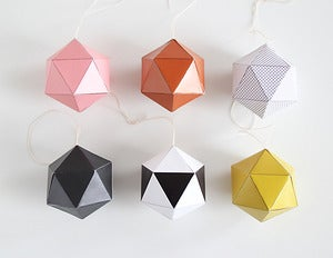 Image of snug.deco/christmas balls DIY