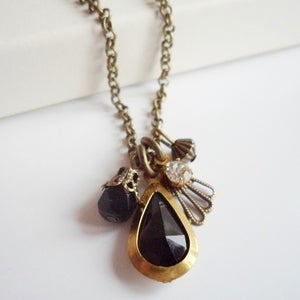 Image of Cabaret Necklace (Black)