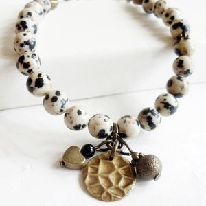 Image of Safari Charm Bracelet