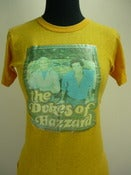 Image of 70s Dukes of Hazzard T-shirt