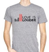 Image of Love is Louder Signature Tee