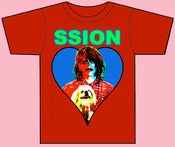 Image of SSION &quot;RED DOGGY&quot; SHIRT