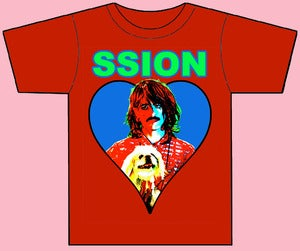 "Image of SSION ""RED DOGGY"" SHIRT"