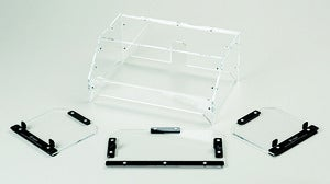 Image of 3mm (1/8&quot;) Acrylic Hood and Window Kit for MakerBot Replicator 3D Printer