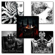 Image of 5 CD Combo: Vithr, Vetter, Muert, Cobolt 60 & Cult Of Fire