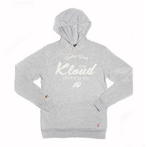 Kloud Chiller hoody Oatmeal