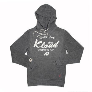 Kloud Chiller hoody Grey