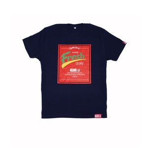 Kloud Fresh tee navy