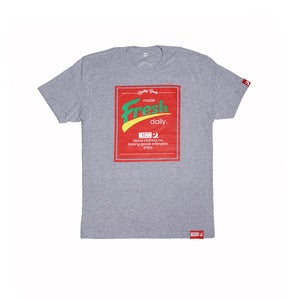 Kloud Fresh tee Grey