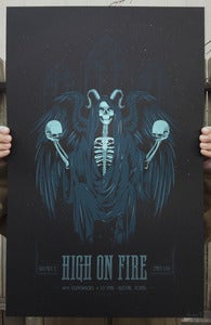 Image of High on Fire - Nov 15