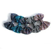 Image of Medium Glitter Hair Bow - Pick n Mix