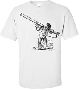 Image of BAZOOKA CUPID T-SHIRT