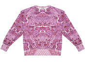 Image of Crystal Print Sweatshirt